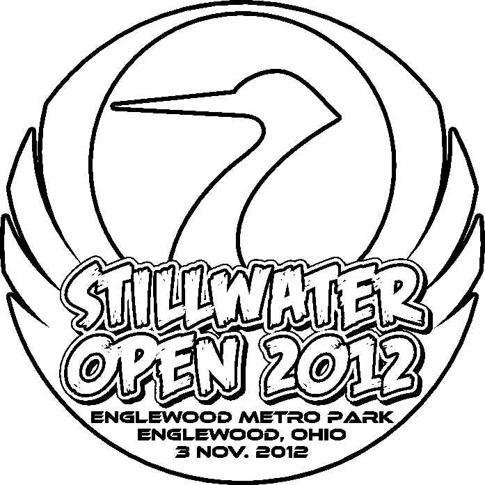 stillwater open disc logo.